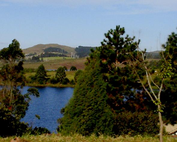 Aproveite a estadia em Poços de Caldas-MG para conhecer as fazendas da região. Foto de  Wilson Poiano Junior,  via Wikimedia Commons.